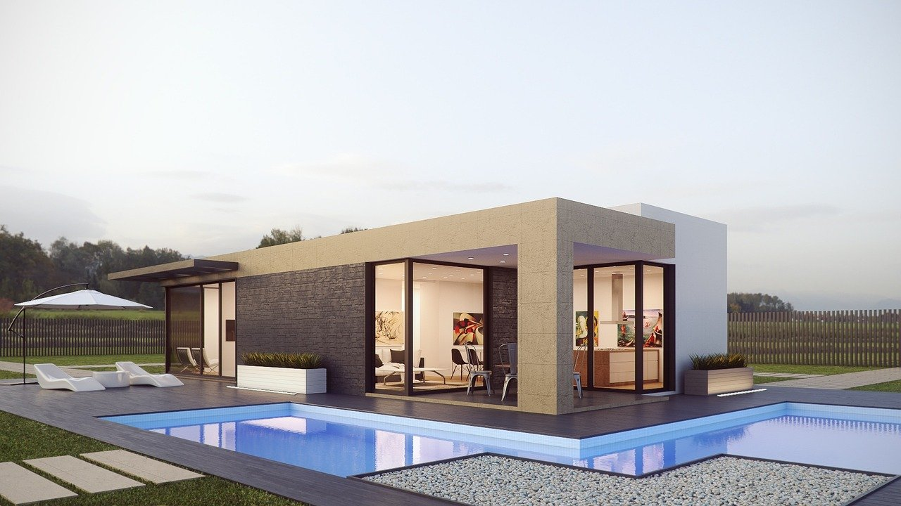 Nowoczesne domy na wąską działkę - projekty, które rozwiązują problemy współczesnych inwestorów