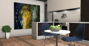 Kolory w mieszkaniu i ich wpływ na człowieka